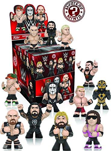 Funko Mystery Mini: WWE - Series 2 - One Mystery Figure Action Figure