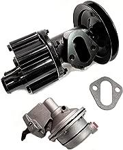 A.A Raw Water Pump & Fuel Pump Kit for MerCruiser 454 502 7.4L 8.2L # 46-807151A8, 861677T