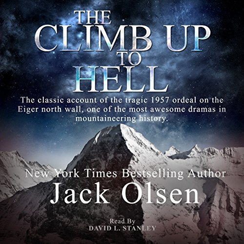 The Climb Up to Hell audiobook cover art