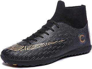 Zapatillas de fútbol de Alta Gama para Hombre Zapatillas de fútbol para Exterior FG Deportivas Ligeras
