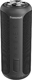 Tronsmart T6 Plus Upgrated, 40W Portable Bluetooth Speaker, IPX6 Waterproof Bluetooth Speaker, Loud 360° HD Surround Soun...