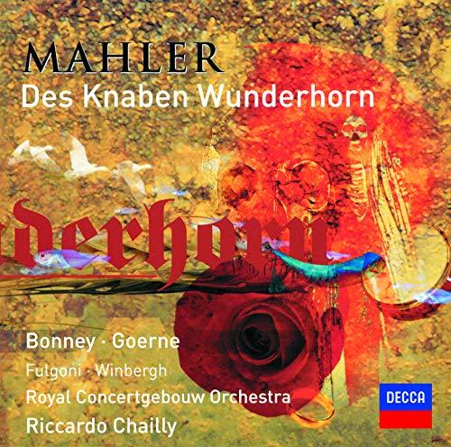Mahler: Des Knaben Wunderhorn (SHM-CD)