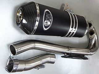 Komplettanlagen Auspuff Abgasanlage Auto Motorrad