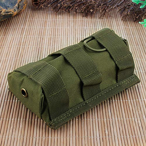 Tactics Waist Bag, 600d Poliéster Bungee Cord Impermeable Cintura Hombro