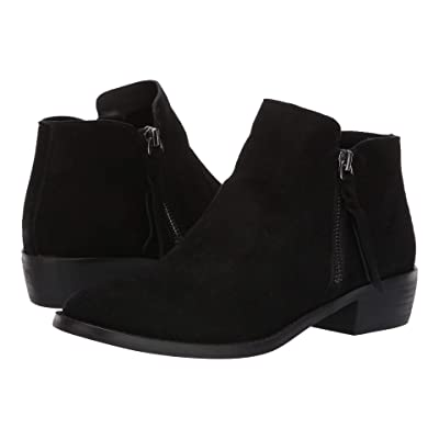 Dolce Vita Star (Black Suede) Women