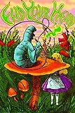 RhythmHound Alice in Wonderland Poster 24 x 36in