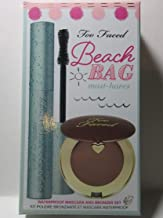 Too Faced Waterproof Better Than Sex Mascara Plus Bronzer Set Beach Bag Must Haves