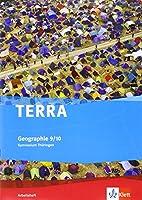 TERRA Geographie fuer Thueringen - Gymnasium. Arbeitsheft Klasse 9/10