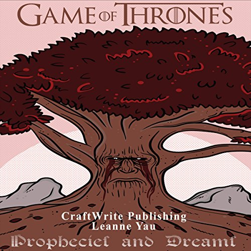 Game of Thrones: Prophecies and Dreams audiobook cover art
