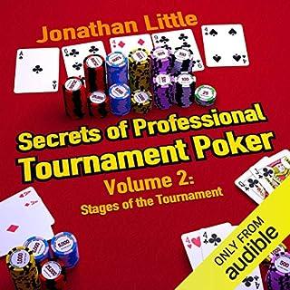 Secrets of Professional Tournament Poker, Volume 2 cover art