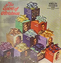 The Spirit Of Christmas: A Columbia Musical Treasury [Vinyl LP] [Stereo]
