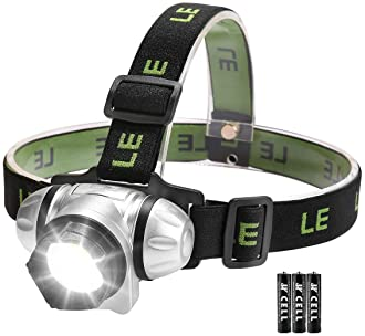 WINBST LED Head Torch Head Torches Headlamp LED Headlamp Headlight Head Torch for Running//Walking//Cycling//Fishing//Camping
