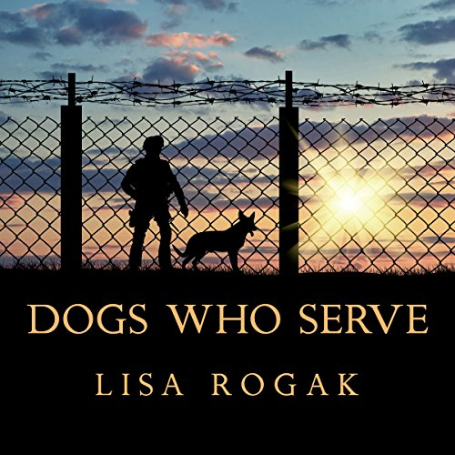 Dogs Who Serve audiobook cover art
