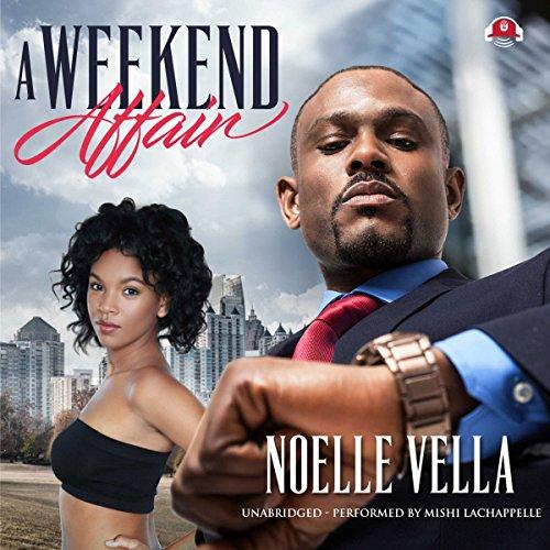 A Weekend Affair audiobook cover art
