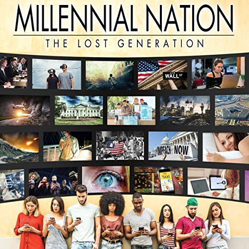 Millennial Nation audiobook cover art