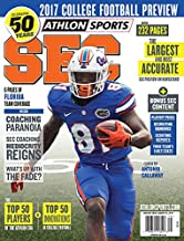 Athlon Sports 2017 College Football SEC Florida Gators Preview Magazine