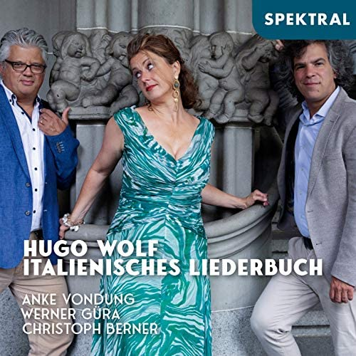 Anke Vondung, Werner Güra & Christoph Berner
