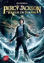 Percy Jackson 1/Le Voleur De Foudre (French Edition) by Rick Riordan (2014-07-16)