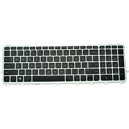 Keyboard US Frame /& Backlit For HP Envy 17-j034CA 17-j120US 17-j099NR 17-j020US