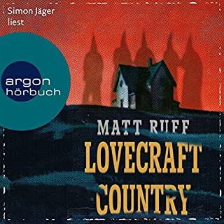 Lovecraft Country cover art