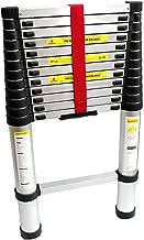 【スーパーラダー3.8メートル】 伸縮自在★持ち運び便利な伸縮はしご