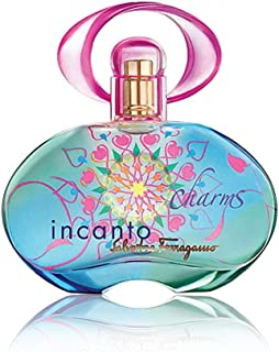 Salvatore Ferragamo Incanto Charms for Women -Eau de Toilette, 100 ML-