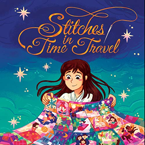 Stitches in Time Travel Audiobook By Peter G. Reynolds cover art