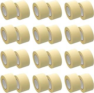 ヤマト 付箋 メモック ロールテープ 詰替え 12個入り R-25H-1-12PR 黄色