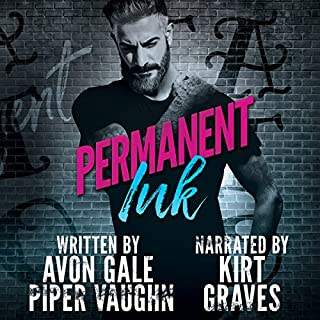 Permanent Ink audiobook cover art