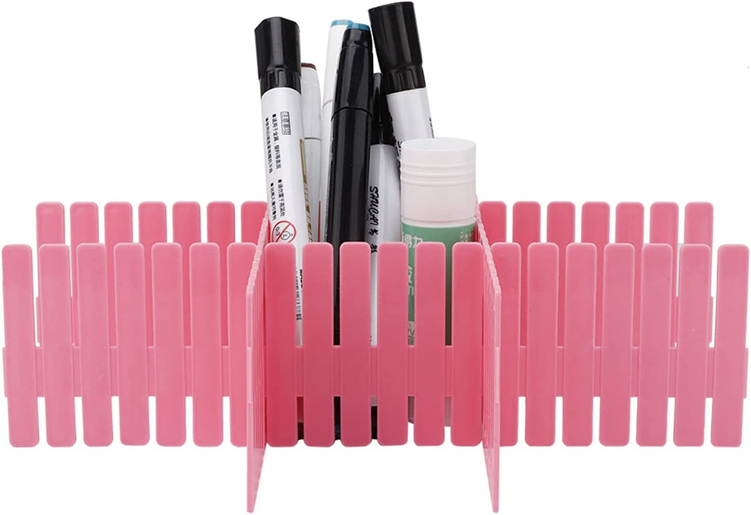 PP Plastic Material DIY Drawer Arranging Special price for a limited time Dividers Ut Kitchen Deluxe