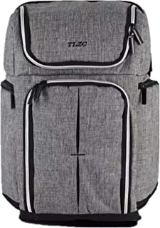 TLZC Insulated Backpack Outdoor Camping Cooler - Lightweight Soft Bag for Men & Women, Ideal for Camping, Hiking, Picnics & Day Trips