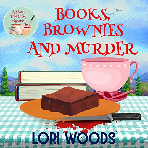 Books, Brownies and Murder audiobook cover art
