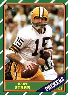 2013 Topps Archives NFL Football Card #110 Bart Starr Mint