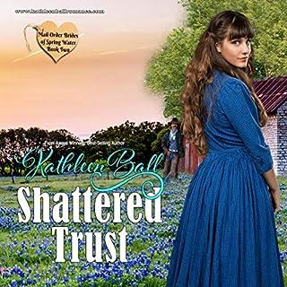 Shattered Trust audiobook cover art