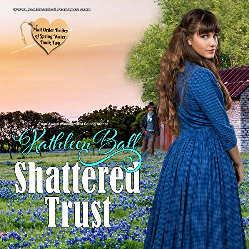 Shattered Trust  By  cover art
