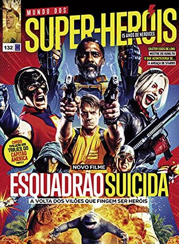 Revista Mundo dos Super-Heróis 132