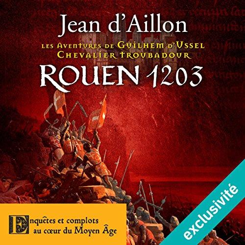 Rouen, 1203 audiobook cover art