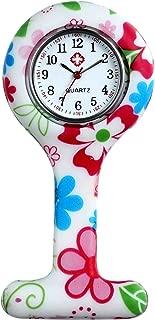 Lancardo Reloj de Bolsillo Silicona Reloj Médico Doctor