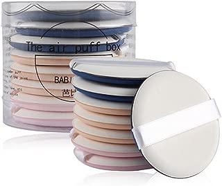 8pcs/set 3 colors Pro Beauty Air Cushion BB Cream Rubycell Makeup Sponge Puff