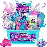 Original Stationery Mermaid Slime Kits for Girls, 35...