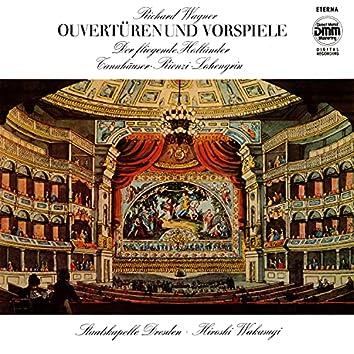 Wagner: Ouvertüren und Vorspiele