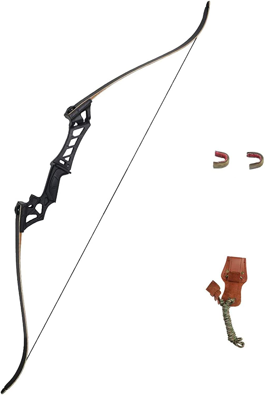 Take Down Arrows Pocket Archery ID6.2 Compound Recurve Bow Hunting SP500 12PCS