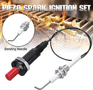ieenay - Encendido Universal de Encendido piezoeléctrico de 30 cm para el radiador de Gas de Cocina de Barbacoa de radiador