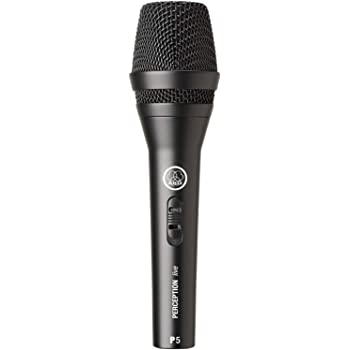 AKG P5s Professional Dynamic Live Vocal Microphone With Switch