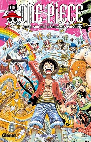 One Piece - Édition originale - Tome 62: Périple sur l'île des hommes-poissons