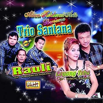 Album Kolaborasi Artis Bersama Trio Santana