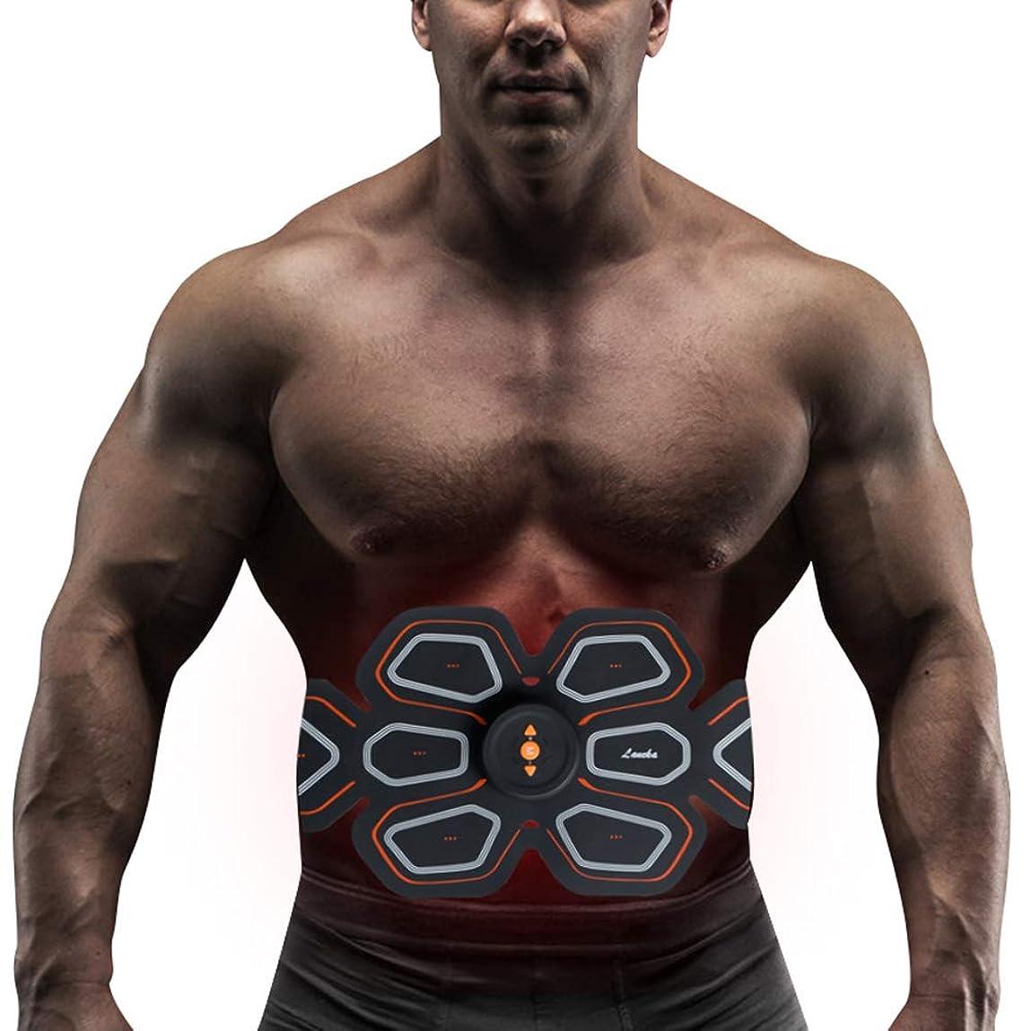 知覚する妖精のどスマート腹部筋肉トレーナーusb電気マッサージフィットネス機器EMS筋肉刺激装置体重減少マッサージスポーツフィットネス機器ユニセックス