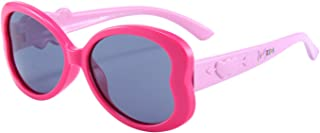 Atom baby sunglasses, Polarized sunglasses with Protection, Baby Girl sunglasses with TPEE Material, Cool sunglasses for G...