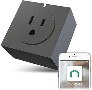 Zettaguard S31-Grey 10138 Wi-Fi Smart Socket Outlet Plug, Grey
