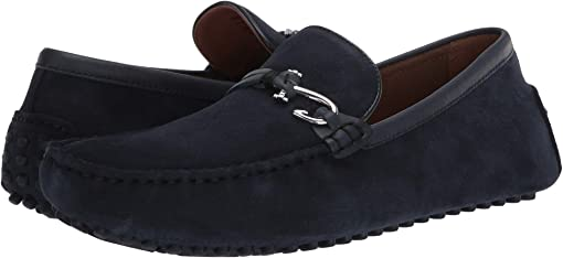 Other Navy Suede
